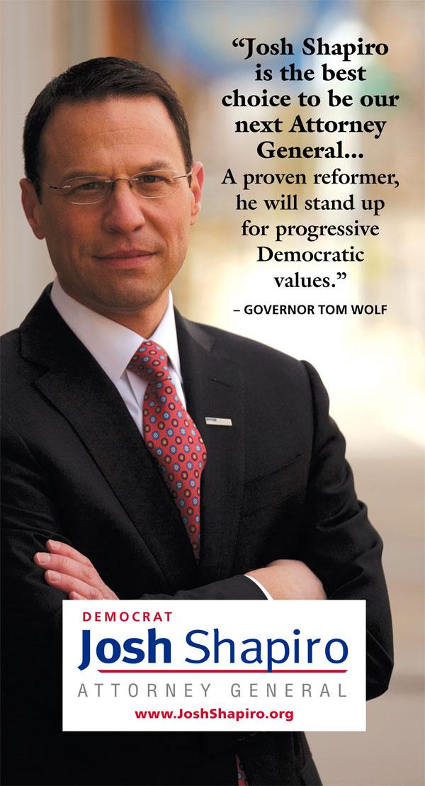 Shapiro for Attorney General