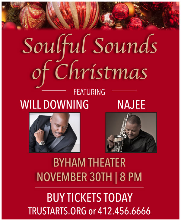 """The """"Soulful Sounds of Christmas 