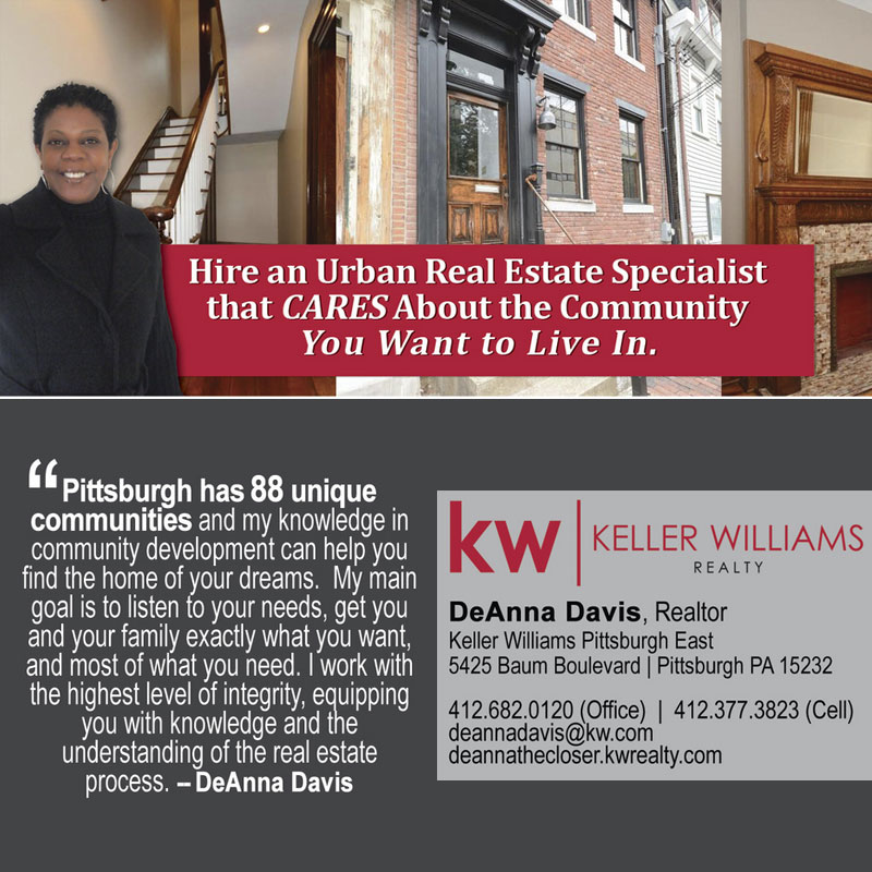 Hire an Urban Real Estate Specialist that CARES About the Community You Want to Live In.