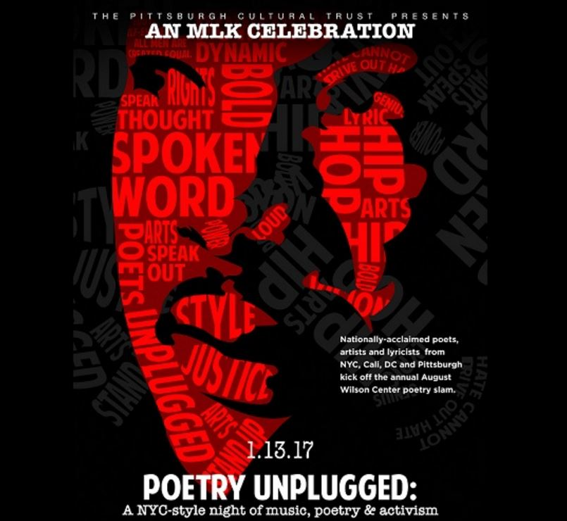 Poetry Unplugged | a night of poetry, music and activism | Jan 13 at 8PM