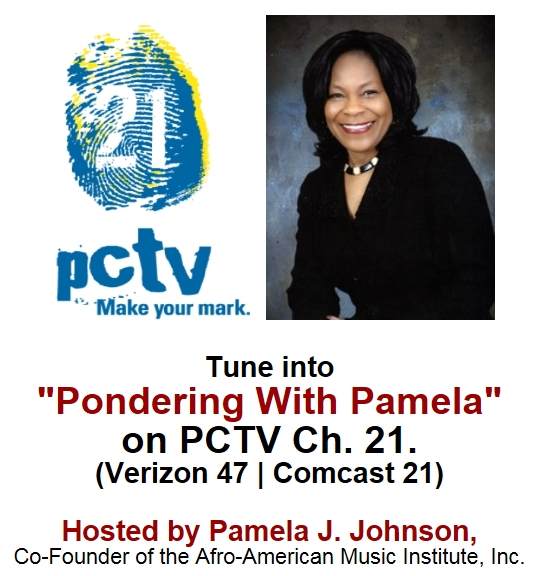 """Pondering with Pamela show """"Sounds of the Holiday"""" featuring the AAMI Boys Choir and Youth Jazz Ensemble"""