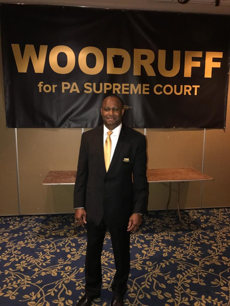 Woodruff endorsed for Supreme Court of Pennsylvania