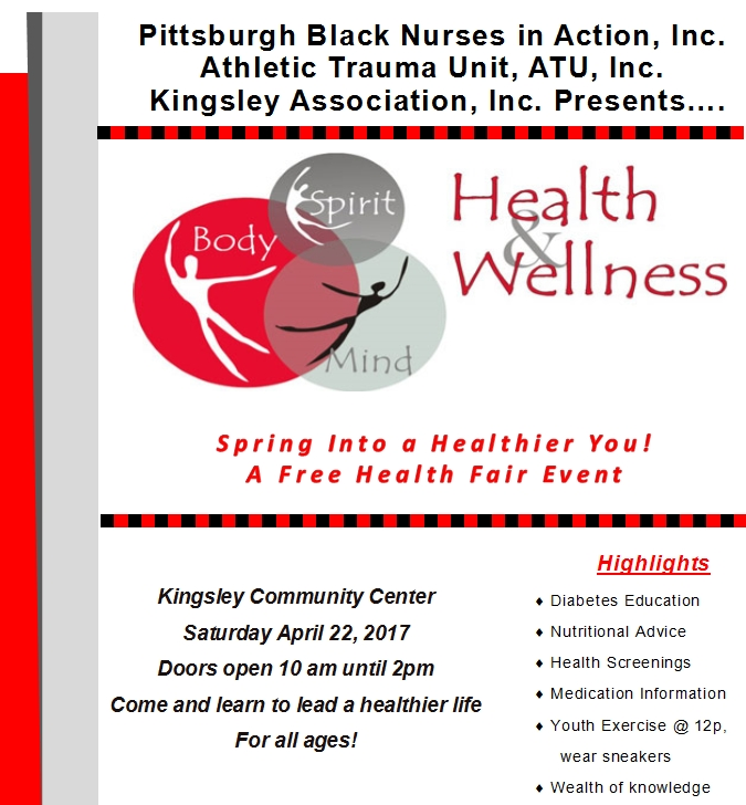 A Free Health Fair Event