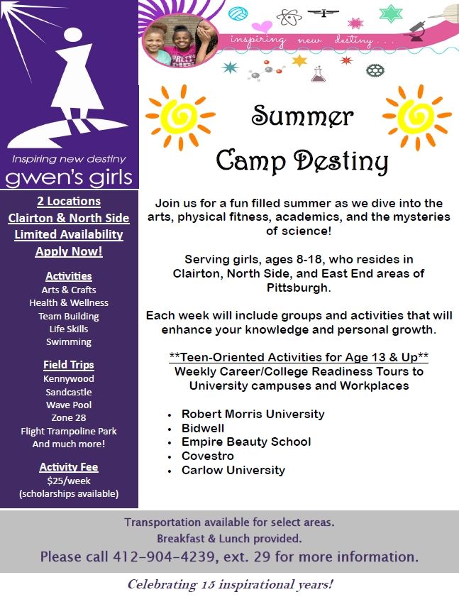 Summer Camp Destiny