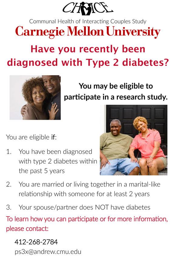 CMUdiabetesstudy