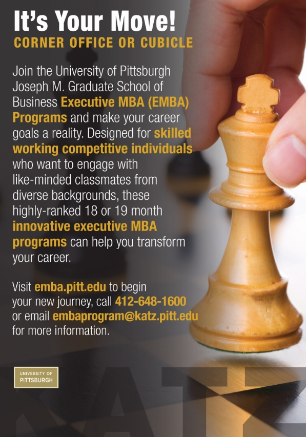 It's Your Move! | Executive MBA (EMBA) Program