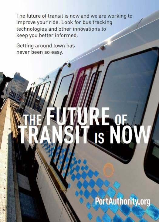 The FUTURE of TRANSIT is NOW | Port Authority Transit